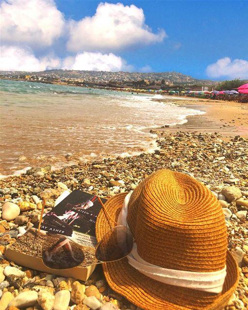 اخر_ايام_الصيفية meetlebanon livelovesummer sundaylove livelovejnoub... (Ghaziyé, Al Janub, Lebanon)