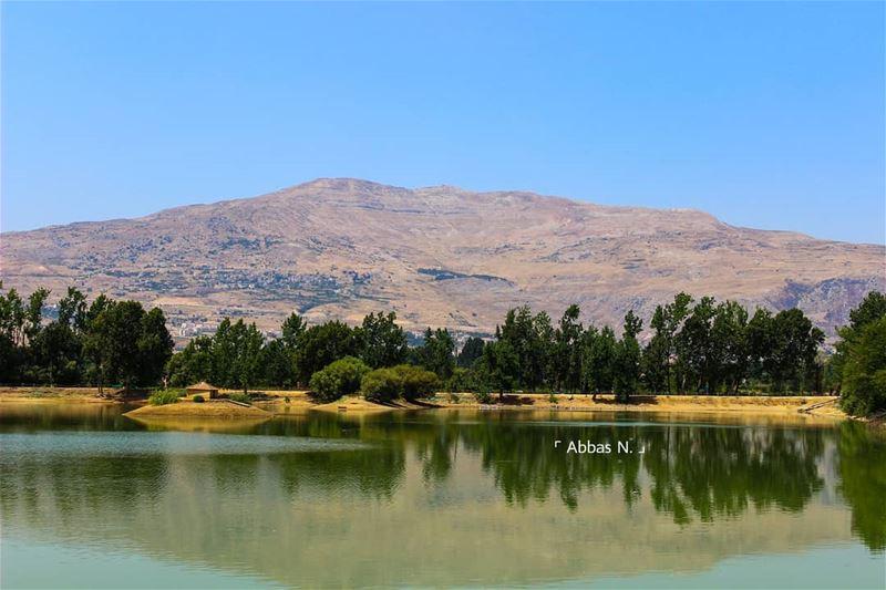 Reflections ↕️ snoitcelfeR... visualsoflife @visualsoflife ... (Deïr Taanâyel, Béqaa, Lebanon)