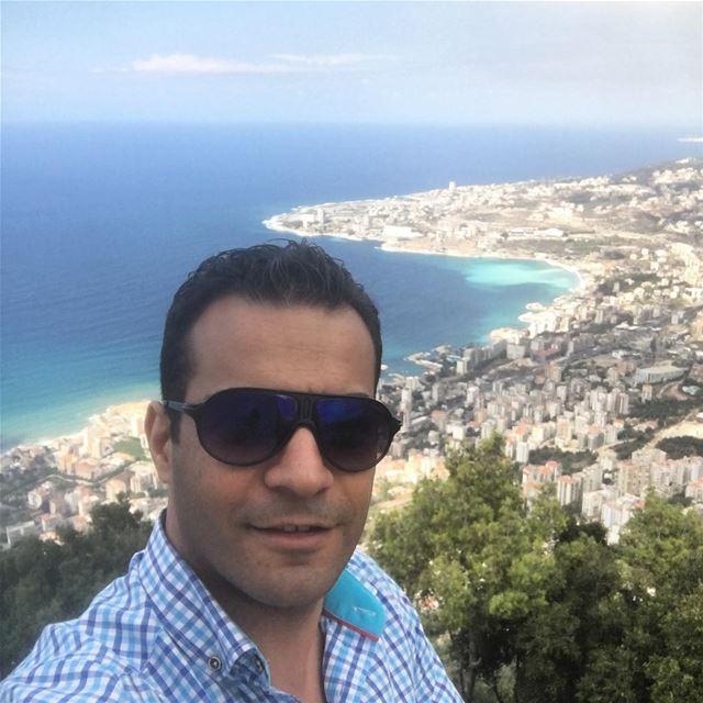 каждый прожитый день обмену и возврату не подлежит... ливан лето море... (Our Lady of Lebanon)