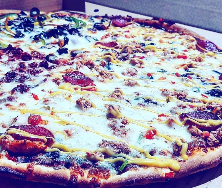 Lebanon Batroun Chekka Pizzanini Giant Pizza zomato ... (Pizzanini)