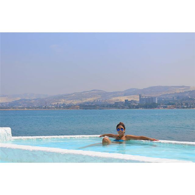 Chillin Mode On 🌞 livelovelebanon livelovebatroun lebanonadventure ... (El Héri, Liban-Nord, Lebanon)
