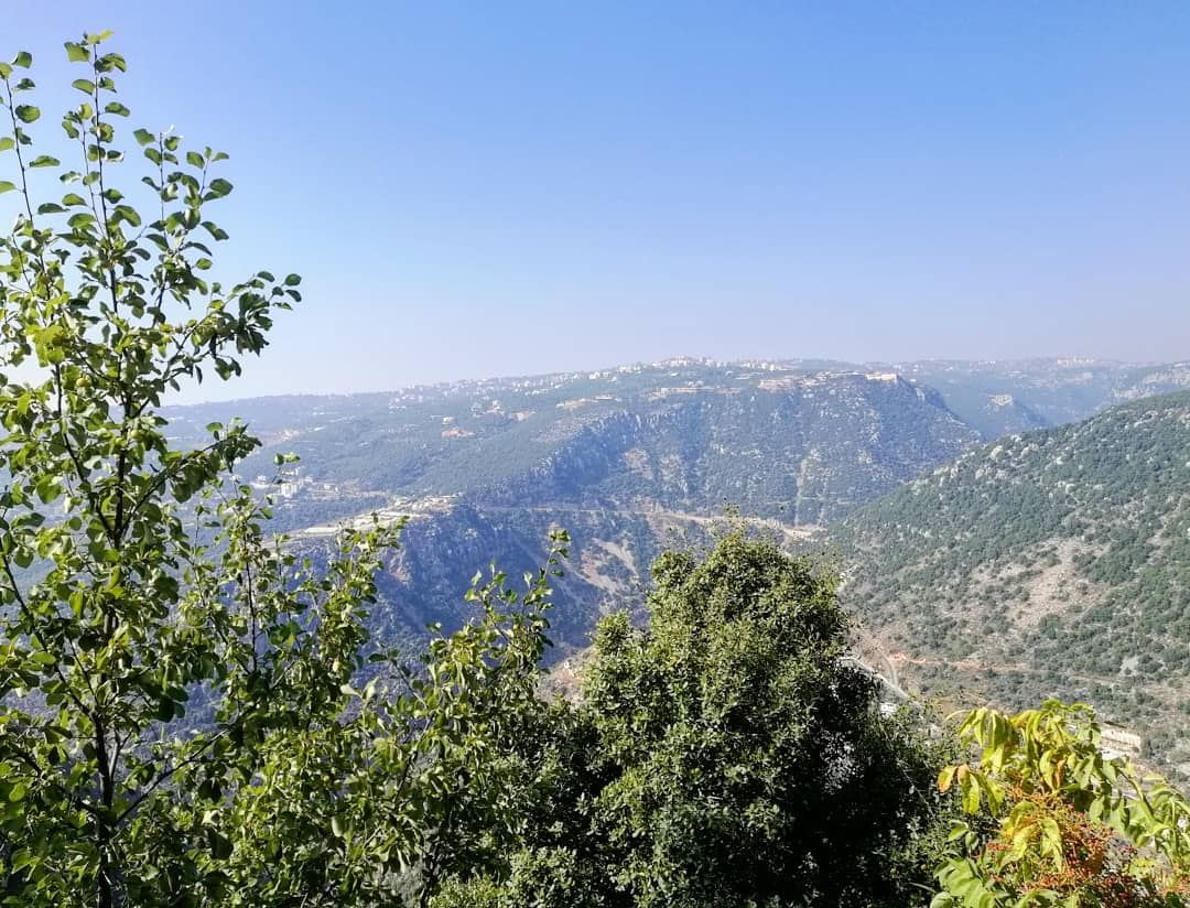 Some beautiful days and happy moments don't come back, but they leave an... (Hemlâya, Mont-Liban, Lebanon)