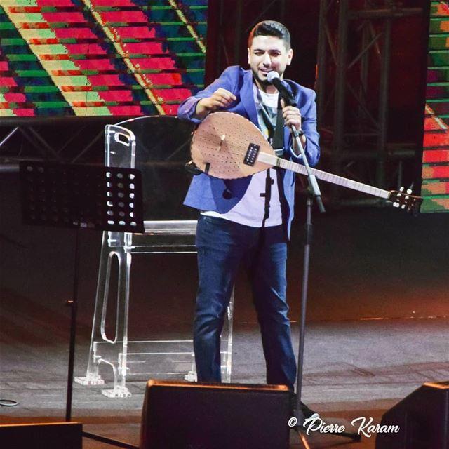 amazing night oldies songs lebanese LEBANON QARTABA festival ... (Qartaba)