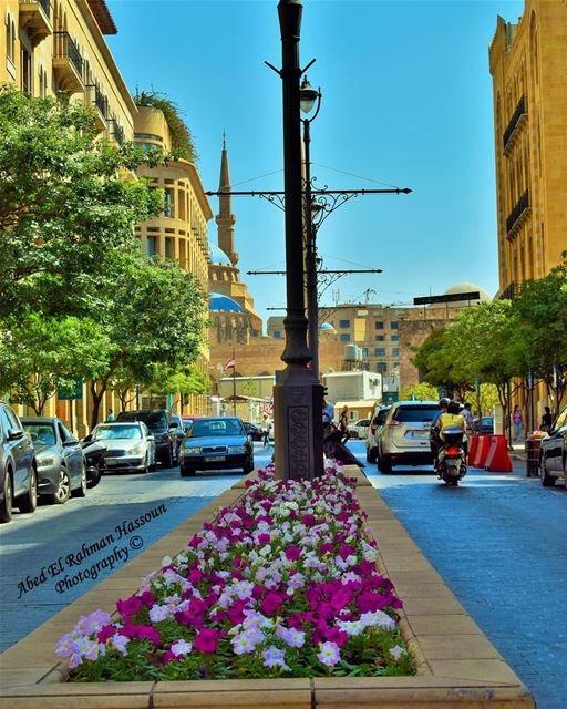 Good morning from the capital, Beirut ........... Beyrouth بي (Beirut, Lebanon)