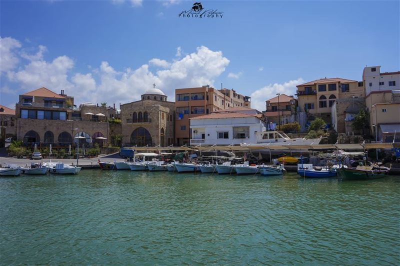 Batroun's splendid Mina ⛵⚓ • • • chouf shoufreserve lebanon beirut ...