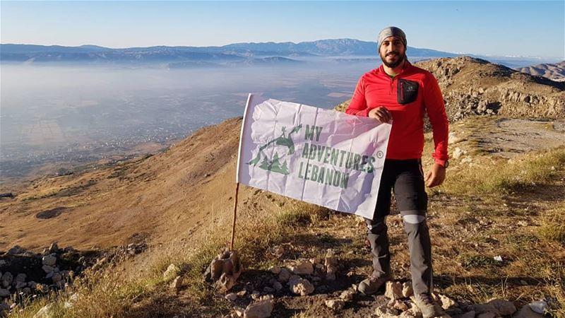 We only belong to nature🍃 myadventureslebanon mountaineering ...