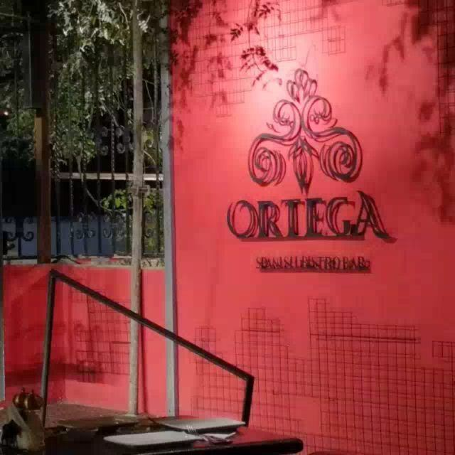 An amazing place to eat spanishfood @ortegalebanon ortegabistrobar ... (Ortega Spanish Bistro)