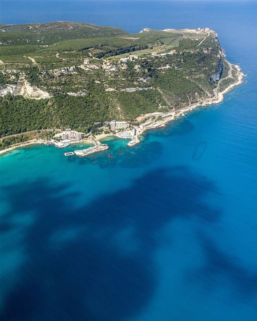 Mountain Island ⛰️... hamat batroun lebanon dji drones quadcopter... (Hamâte, Liban-Nord, Lebanon)