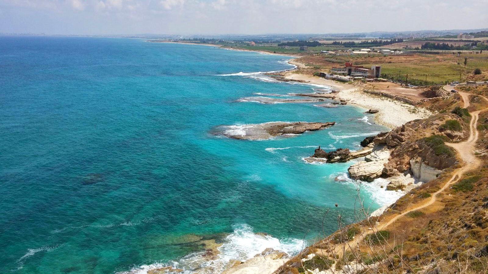 Naqoura Beach