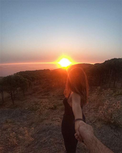That was her magic✨ (Falougha, Mont-Liban, Lebanon)