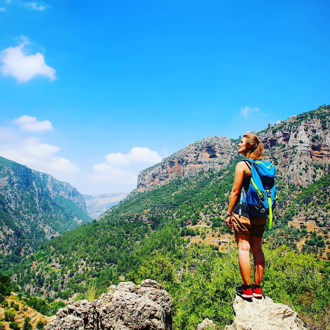 Hike with ProMax in Qannoubine this Sunday, Sep. 09. RSVP. +9613955642.🌲