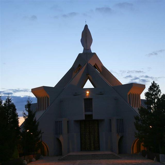 EHDEN ✝️ 💒 ✝️ LEBANON ▪️▪️▪️▪️▪️▪️▪️▪️▪️▪️▪️▪️▪️▪️ lebanon ehden church... (Ehden, Lebanon)