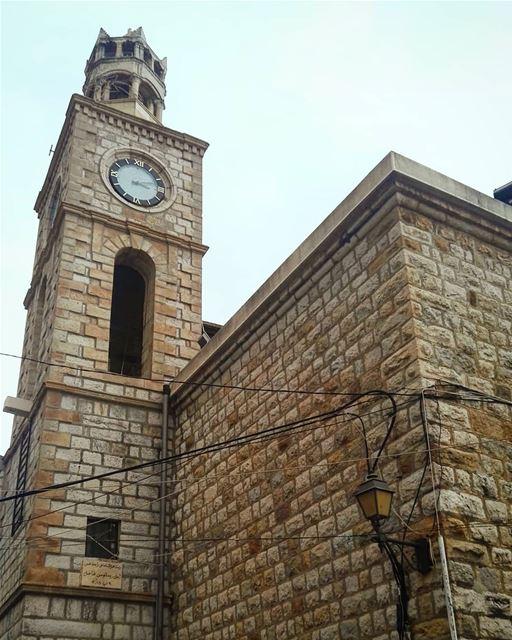lebanon hammana lebanese architecture church summer sunnyday trip ... (Hammana)