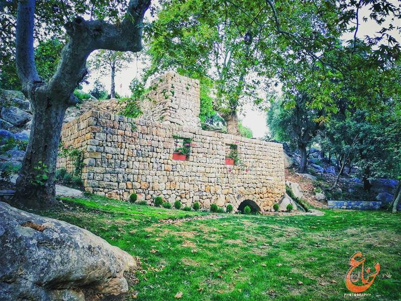 طاحونة_موسى travel traveling socialsteeze vacation visiting ... (Al Qubayyat, Liban-Nord, Lebanon)