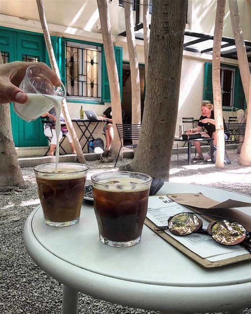 Manhãs de sábado pedem um bom café, e a dica de hoje é o descolado Kalei... (Kalei Coffee Co.)