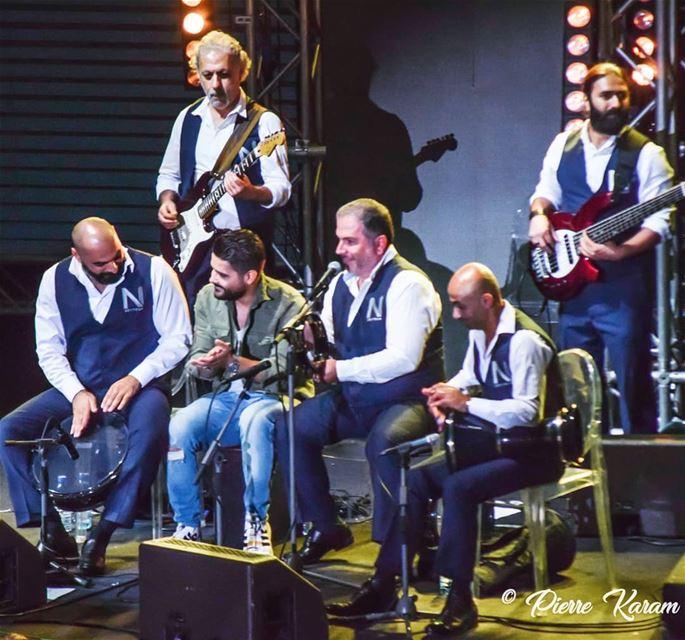 A nighttoremember nassifzeytoun QARTABA festival lebanon dubai uae... (Qartaba)