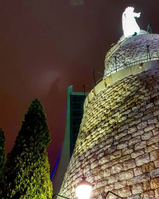 ourladyoflebanon skyandland ... (Our Lady of Lebanon)