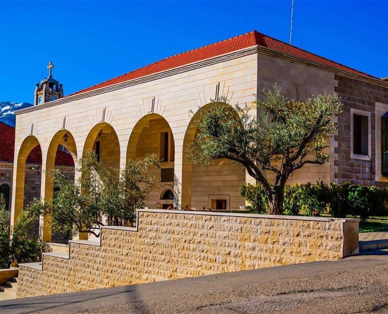 house architecture kartaba qartaba ... (Qartaba)