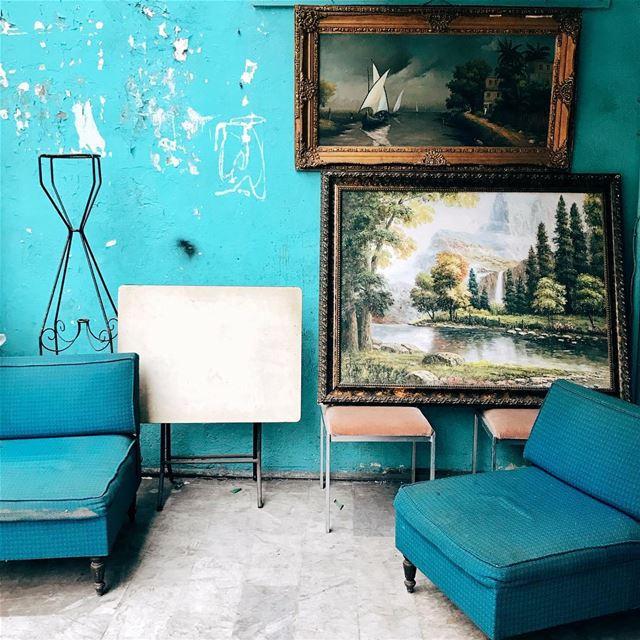 •Vintage• 🔷•• Lebanon vitange antique exklusive_shot ... (Basta antiques district)
