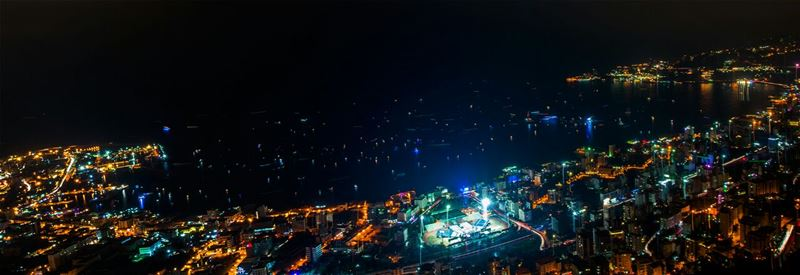 Yachts and Boats at Jounieh Festival 2015