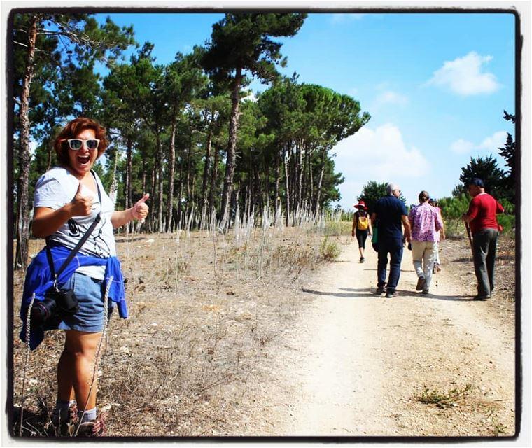 Morning walk in the Hima.Photo courtesy of @chicamicha tourleb ... (Ebel Es Saqi, Al Janub, Lebanon)