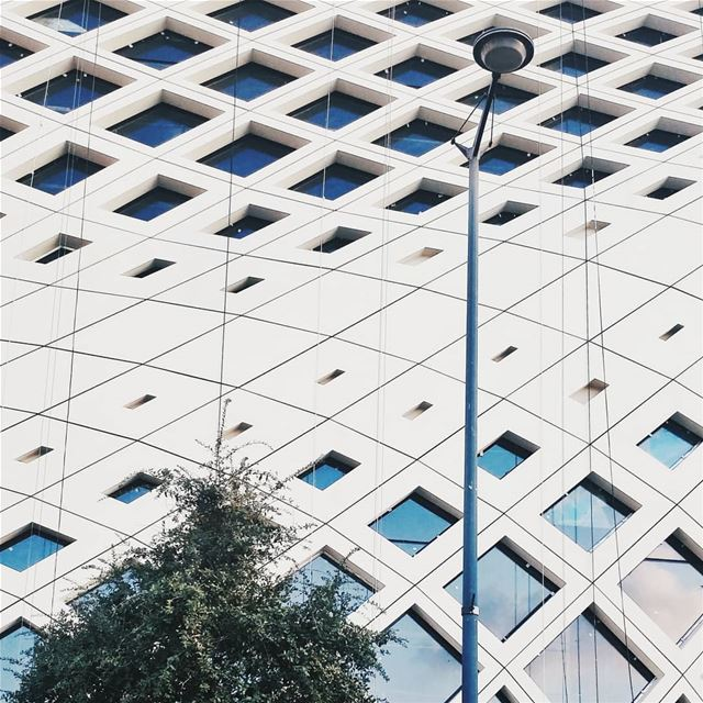 🔷🔸Diamonds 🔶🔹.... architecturephotography architecturedose... (Beirut, Lebanon)