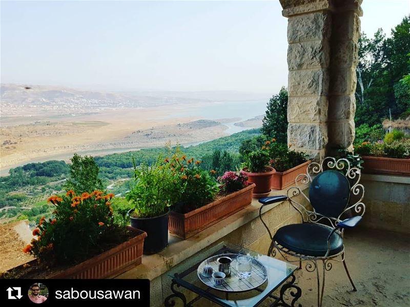 Repost @sabousawan with @get_repost・・・ saghbine bekaa ... (Saghbîne, Béqaa, Lebanon)