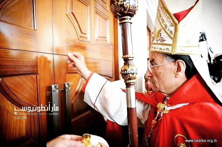 ٩ أيلول ٢٠١٢ - ٩ أيلول ٢٠١٨. الذكرى السنوية لتدشين كنيسة مار أنطونيوس الكبي
