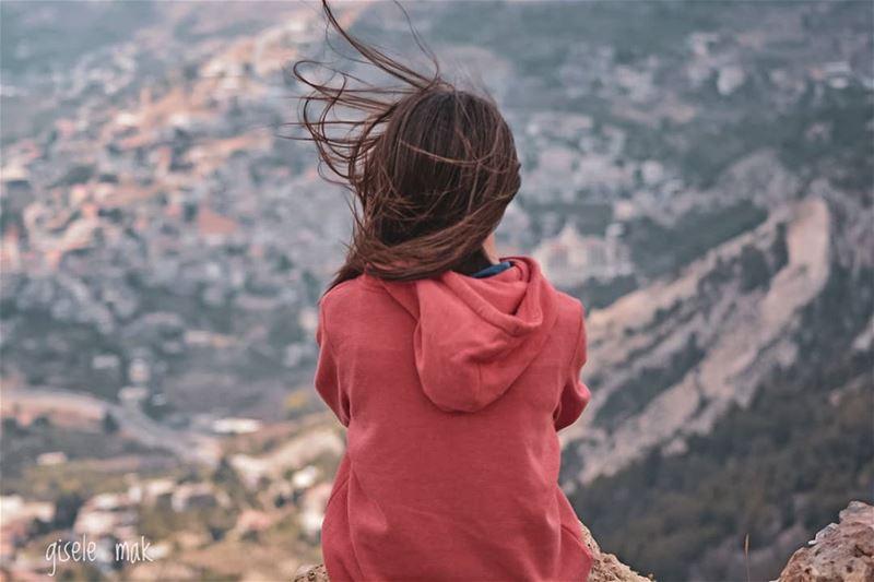 Meditation time? Take a pose. meditation travelersnotebook travelgram ... (Lebanon)