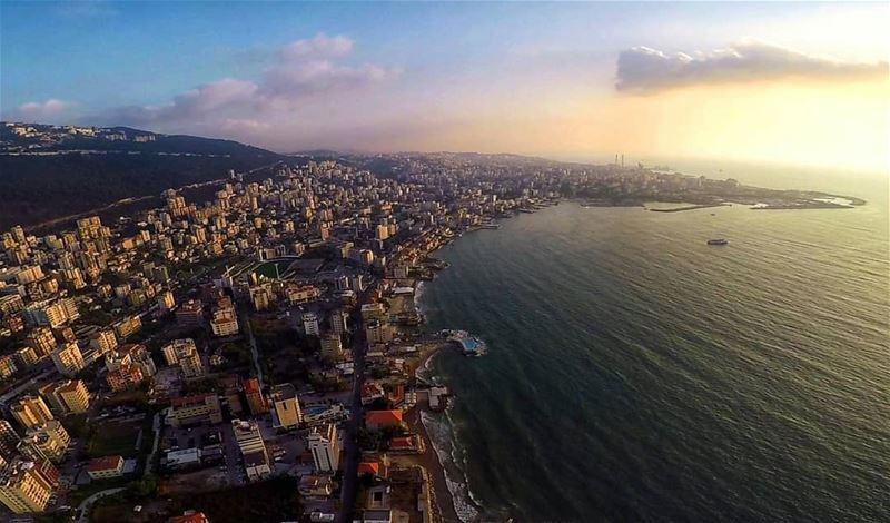 نقطة ضعفي 🇱🇧 goprohero5 upinthesky........ paragliding ... (Lebanon)