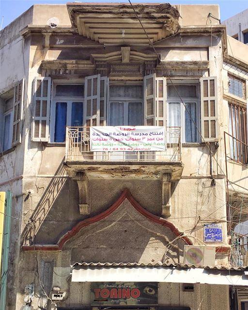 I left a piece of my heart in Tripoli ♥️ | شارع جورج يني••... (Tripoli, Lebanon)