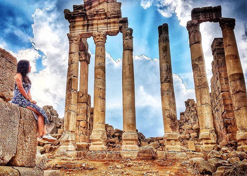 ☄💫 (Ruins Faqra Kfardebian)