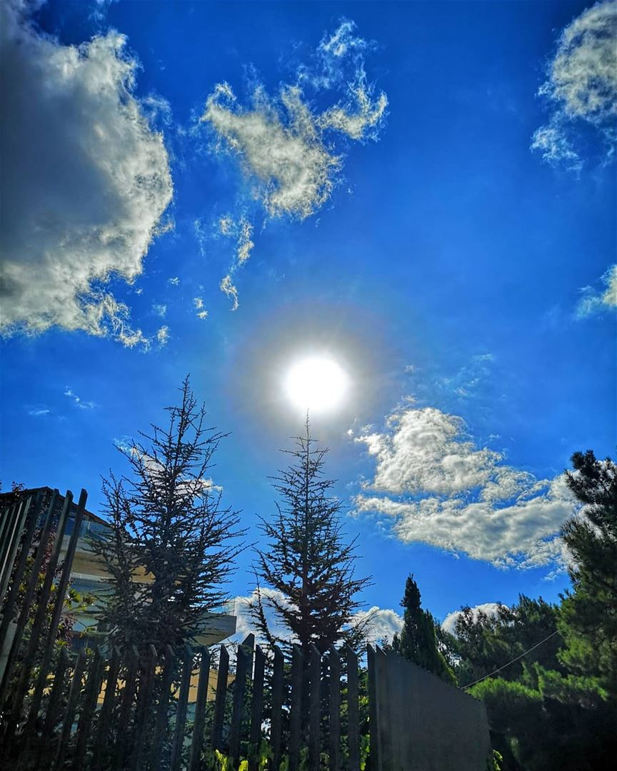 See the light in others and treat them as if that's all you see..... ... (Dahr El-Suwan, Mont-Liban, Lebanon)