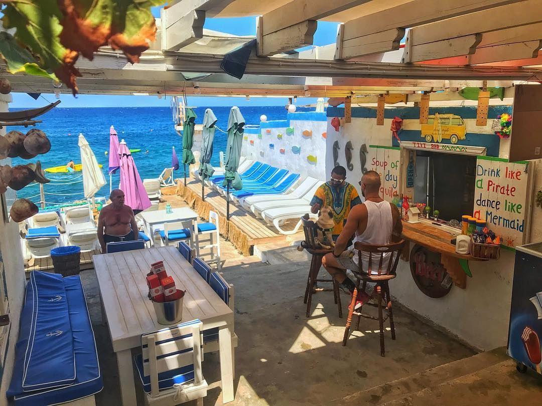 👴🏻 3edellllll pappi😩..... beachhouse beachbar beachbars bar ... (Koura)