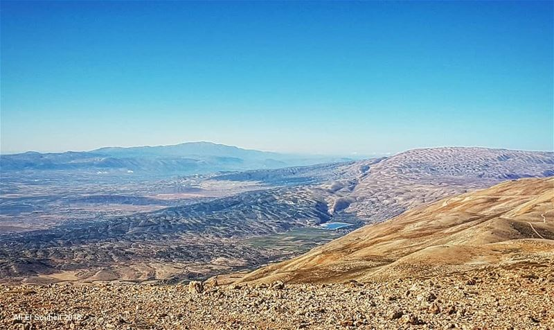 qornesawda oyounorghosh bekaa valley nature mountains sky hiking ... (Oyoun oreghoch)