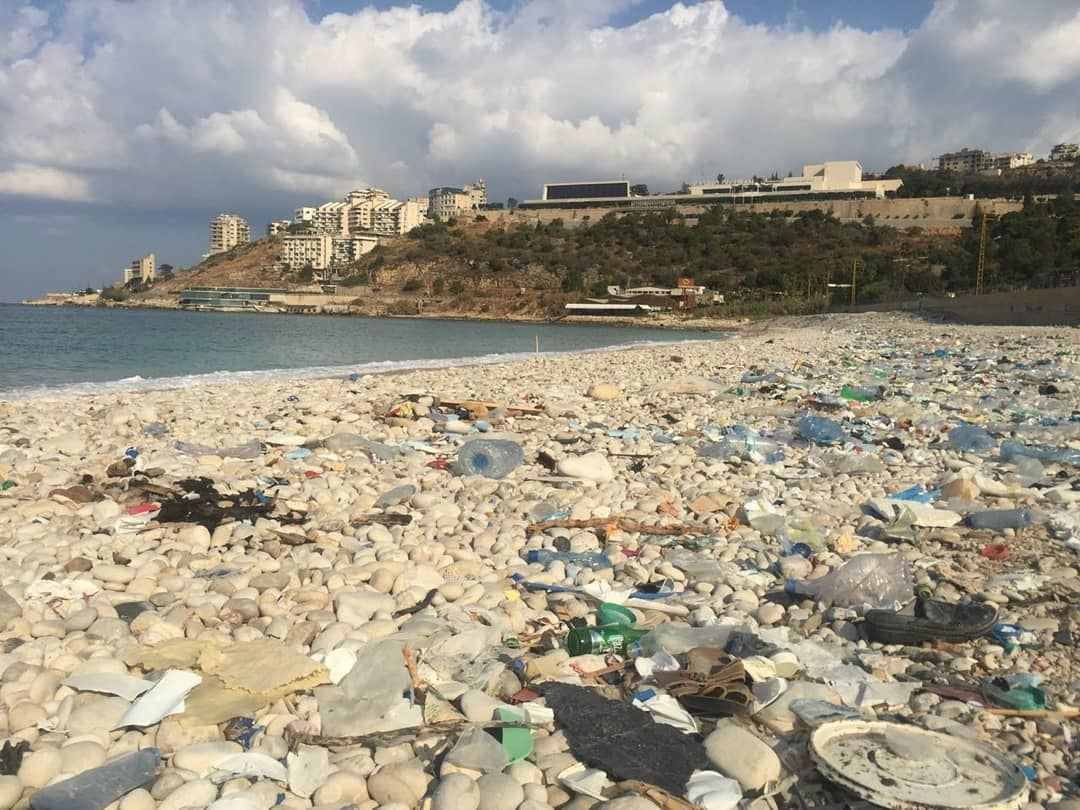 DiveIntoAction to *RECYCLE LEBANON*  taking part in the *WORLD CLEANUP...