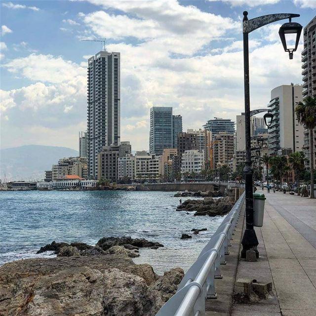 واجهة بيروت البحرية Beirut Lebanon travel byblos jouniehBy Nicola...