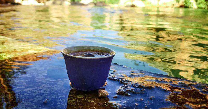 أنت ماء قلبي.....والقلوب لا تعرف التيمم قهوة_المساء قهوتي روقان تصوير ...