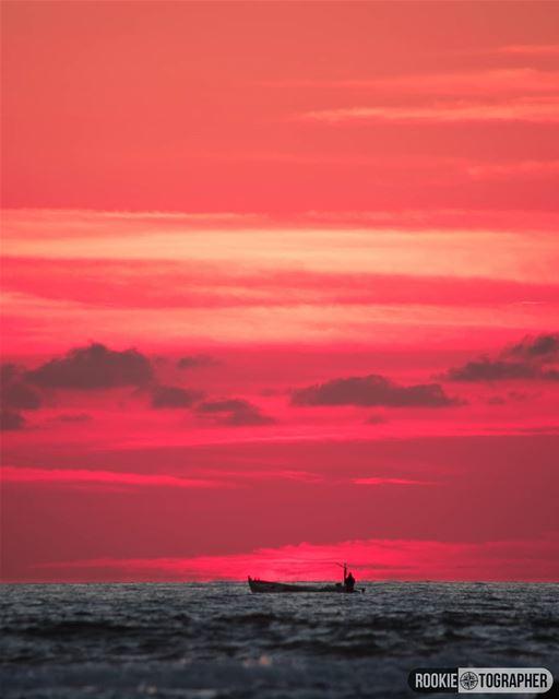 Adrift🌅 rookietographer . ........ tripoli sunset_ig sunsets... (Tripoli, Lebanon)