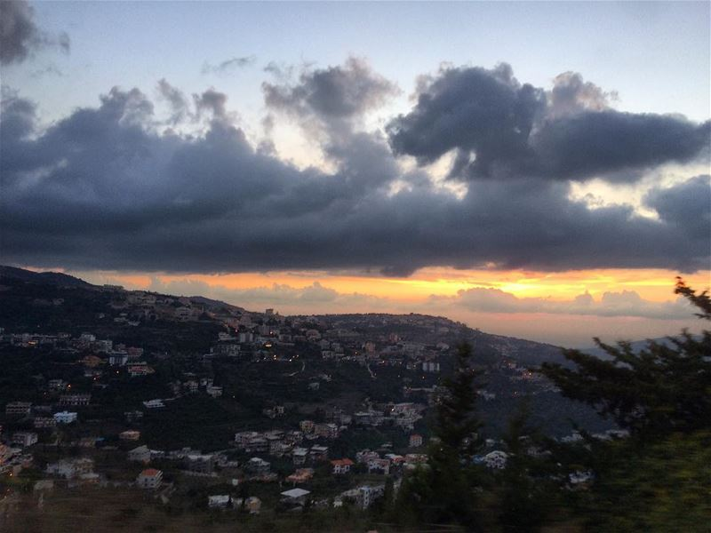 Good Evening Everyone❣️ From Bakhoun-North Lebanon , by @esraa__ghoul 😍❣️...