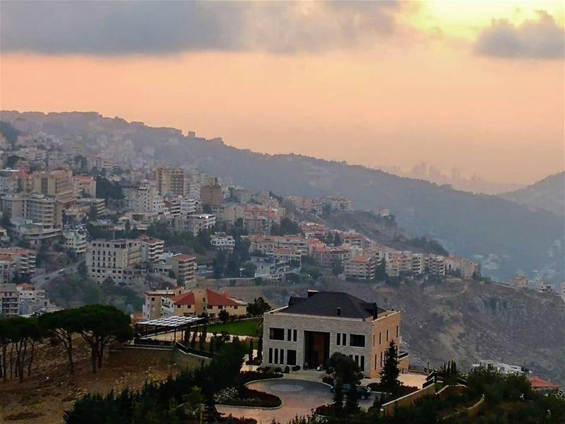 ____________________________________Location : SAWFAR 🌇🌅 LEBANON... (Sawfar, Mont-Liban, Lebanon)