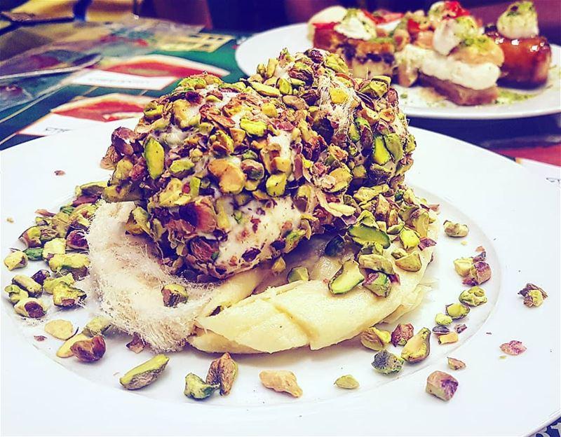 Lebanon Tripoli Hallab Lebanese Sweet Zomato ... (Abdul Rahman Hallab & Sons 1881)