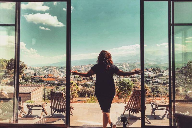 Inhale freshness ————————————————————————————@liphe_wellness ... (Kafr Hata, Liban-Nord, Lebanon)