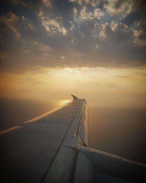 cyprus lebanon abovetheclouds cyprusairways travelling traveller ... (Lebanon)