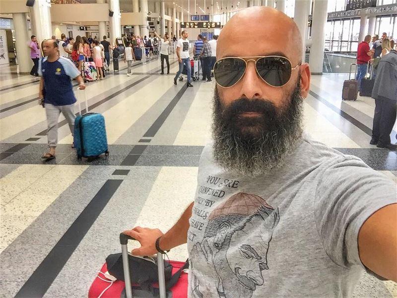 Off to...🙄 ⚔🇱🇧ßꍟꍏꋪꀸꍟꀸ ᐯꀤ꒒꒒ꍏꀤꈤꌗ 🇱🇧⚔️🇰🇼🇦🇪🇮🇶🇮🇷🇯🇴🇱🇧🇪🇬🇸🇦🇹 (Beirut Lebanon Airport)