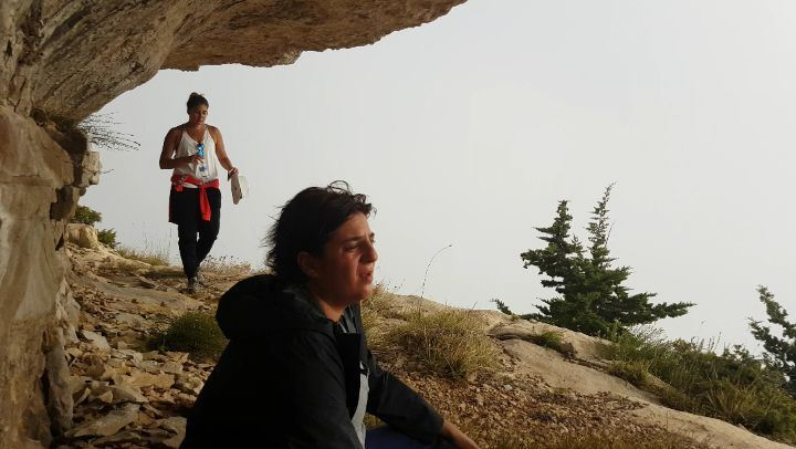 hiking cave rest ehden lebanon nature travel ehdendventures ... (Ehden Adventures)
