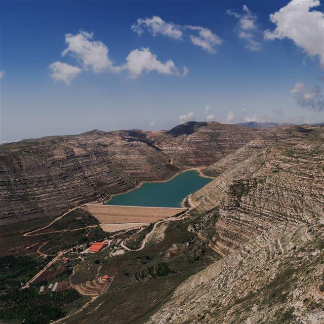 Chabrouh Dam .... AboveLebanon Lebanon fromwhereidrone DJI ... (Lebanon)