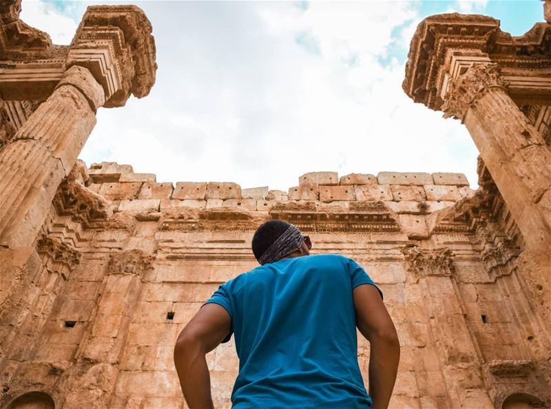 Bacchus x... (Baalbek, Lebanon)