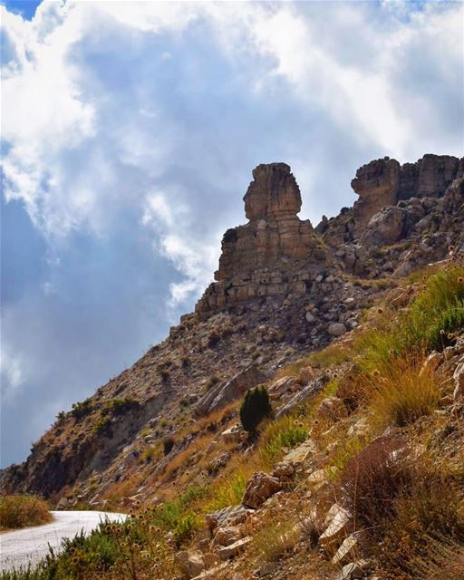 ابو الهول اللبناني lebanon livelovelebanon livelovebeirut beirut ... (El Laklouk, Mont-Liban, Lebanon)