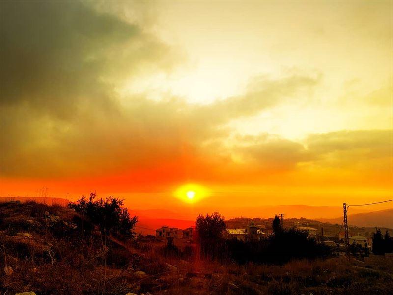 sunsets sunset lebanon ... (Lebanon)